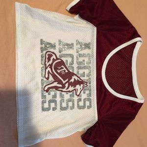 Tops - Aggies jersey tee S-M